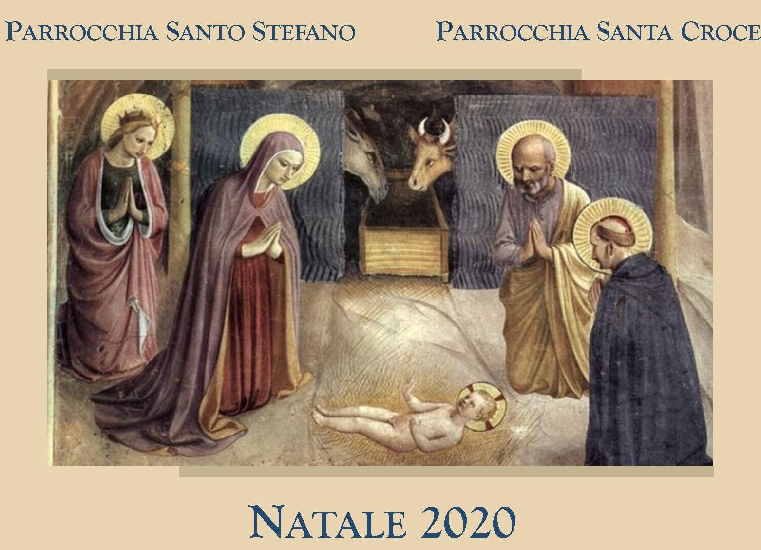 Copertina Natale 2020